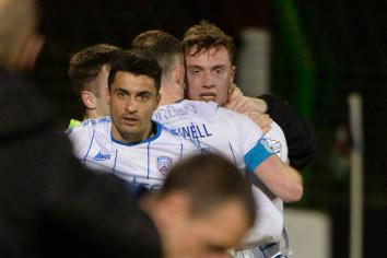 Coleraine and Glens meet for second time in four days