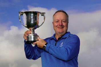 Derek Paton crowned Irish Senior Men's Amateur Open champion