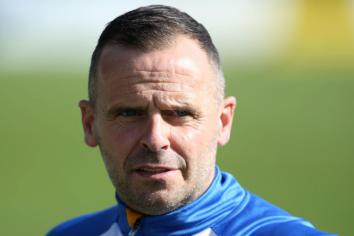 McAree urges players to 'relax'
