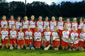 Too easy for Loughgiel camogs