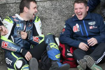 William Dunlop remembered at charity fundraising match