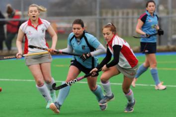Two goal win for Firsts