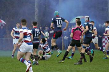 'Toon' underdogs against Methody