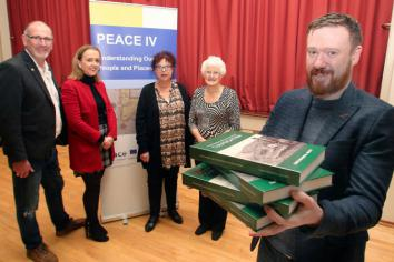 New Peace IV funded book captures 'Placenames and Fieldnames of Culfeightrin'