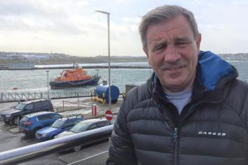 Lifesaving hero retires