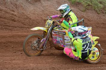 Desertmartin Sidecarcross GP  deferred until 2022