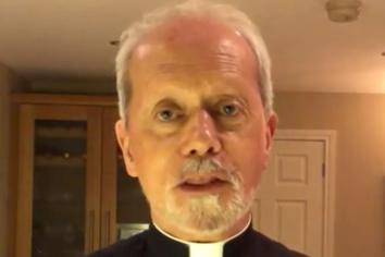Father O'Hagan highlights White Ribbon Sunday