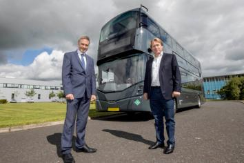 Frew praise for Bamford Bus Company